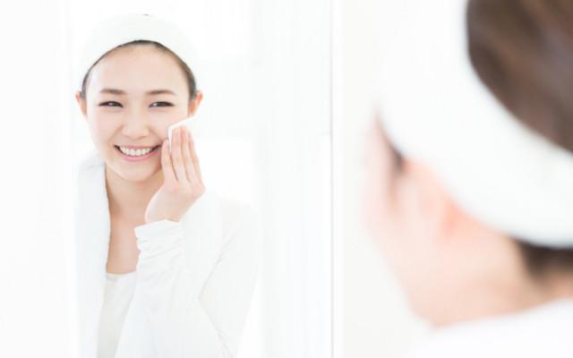 美白効果の化粧品