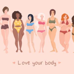 様々な人種の女性達